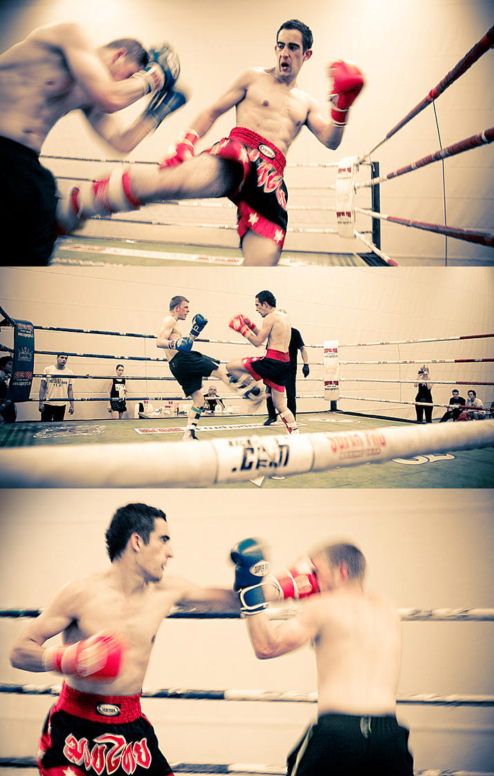 kickboxing 01 by b13visuals