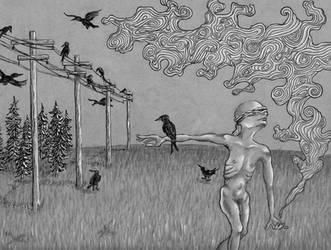 Scarecrowlike by Sivia