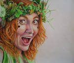 Twig the Fairy  Colored Pencil by JeremyOsborne