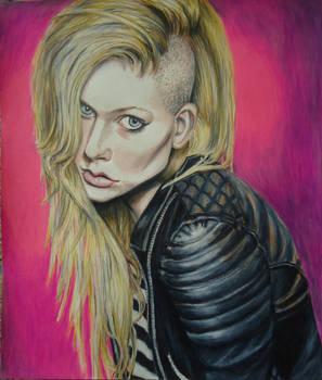 Avril Lavigne Art