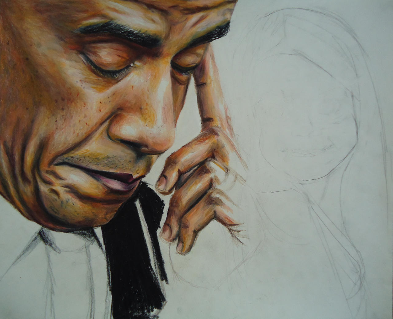 Obama WIP by JeremyOsborne