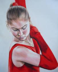 Yulia Lipnitskaya by JeremyOsborne