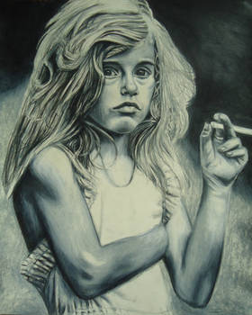 Sally Mann's Candy Cigarette 2.0