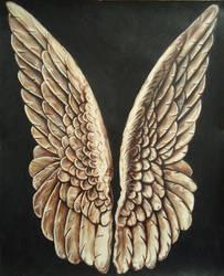 Angel Wings by JeremyOsborne