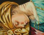 Saint Cecilia by JeremyOsborne