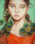 Peacock by JeremyOsborne