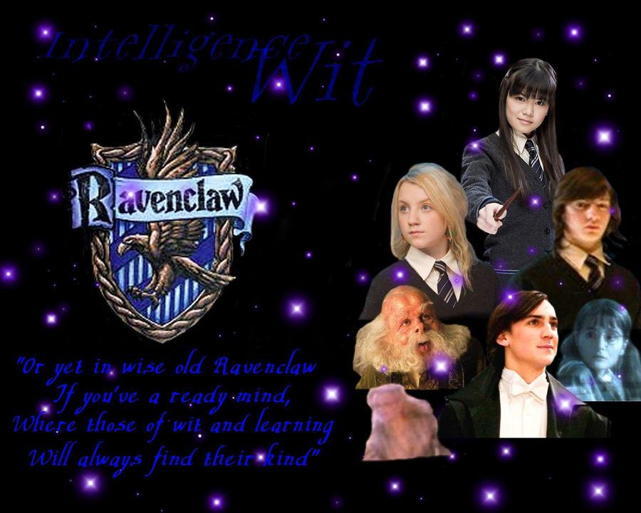 Ravenclaw by Lexxa24