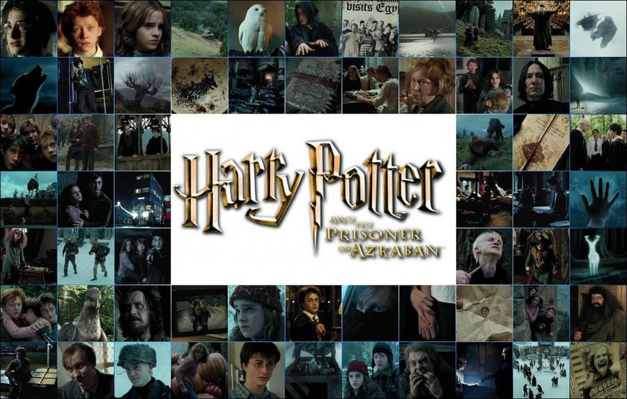 HP and the Prisoner of Azkaban by Lexxa24