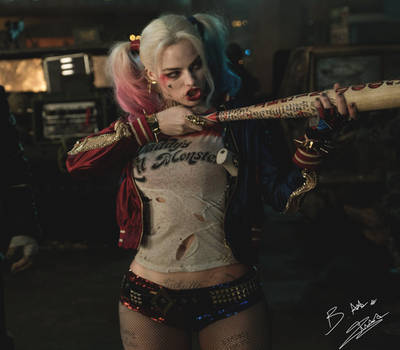 Harley Quinn Suicide Squad - Beautiful Dangerous