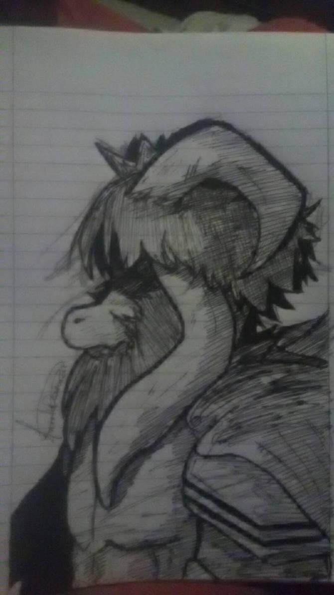 King Fluffy Buns - Asgore by LucarioFreeman1