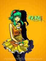 GUMI by CrymsonFire