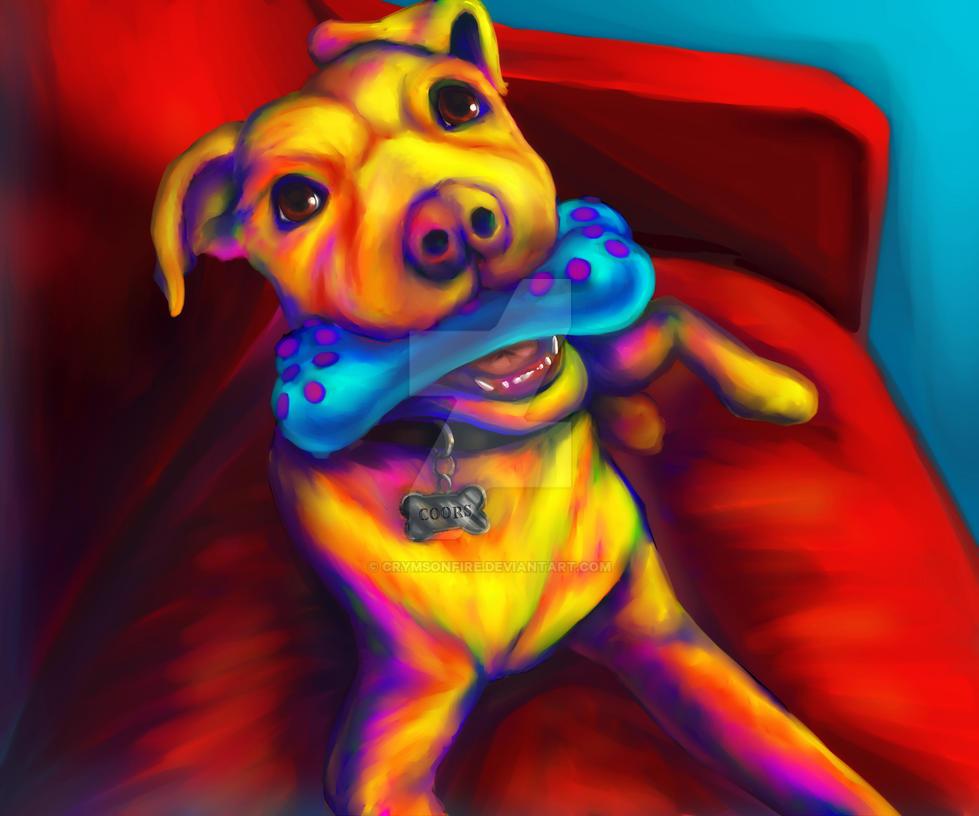 CM: Doggo by CrymsonFire