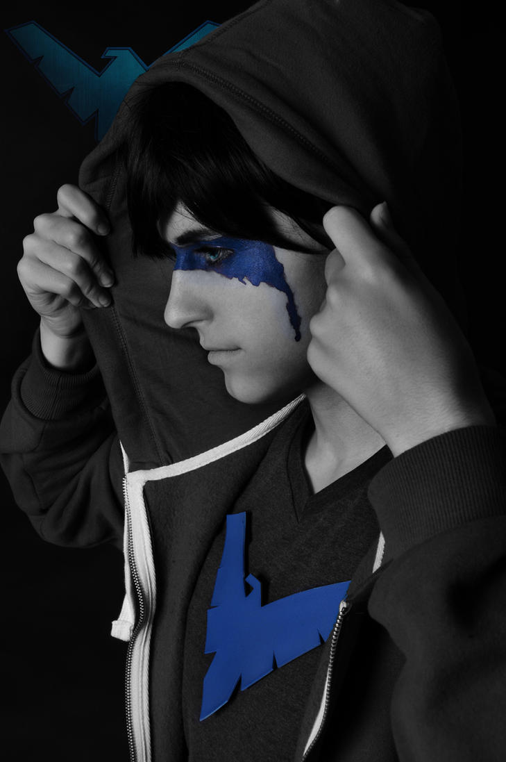 Nightwing Profile by amaleighcp