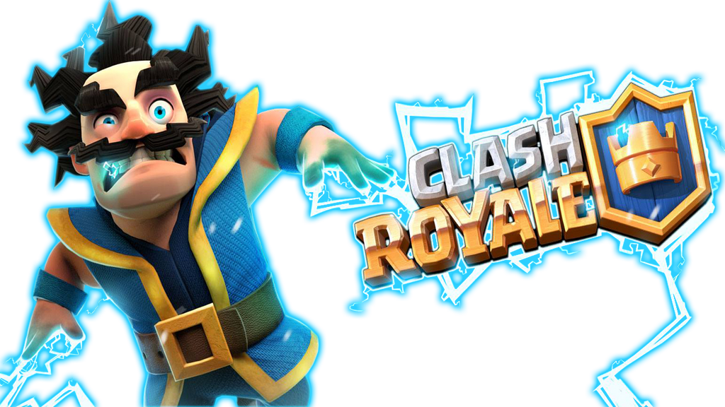 Clash Royale Mago Electrico Render By Endoduplicari On
