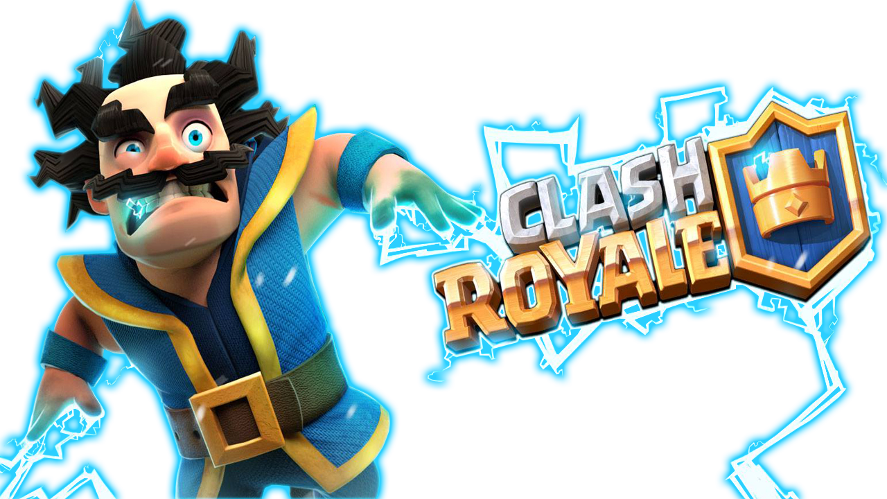Clash Royale MAGO ELECTRICO Render By Endoduplicari On