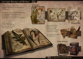 Vasilisa's Books by Somatrasiel