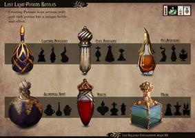 Potions by Somatrasiel