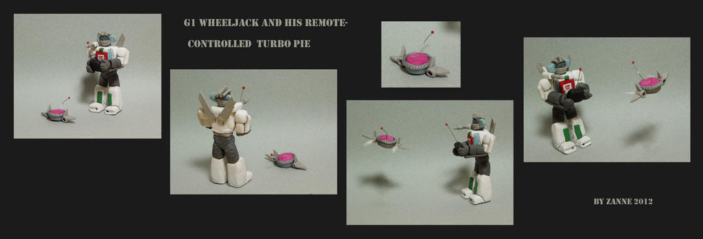 TF: Wheeljack and His Turbo Pie by Zanne