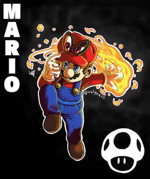 Mario - SmashBrosUltimate
