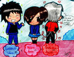 .::damn jealous...::. (gokuharu) by chibixamuto