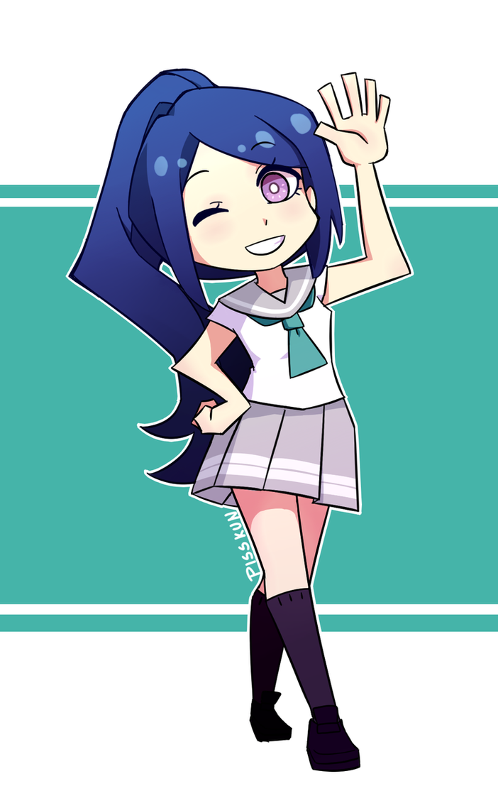 Kanan is a gift by Piss-kun