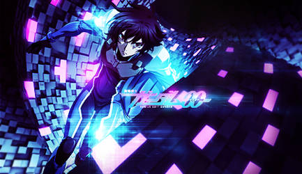 Gundam 00 by BlueExorciste