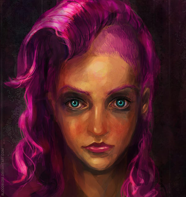 Pinkamina Diane Pie by bloodrizer