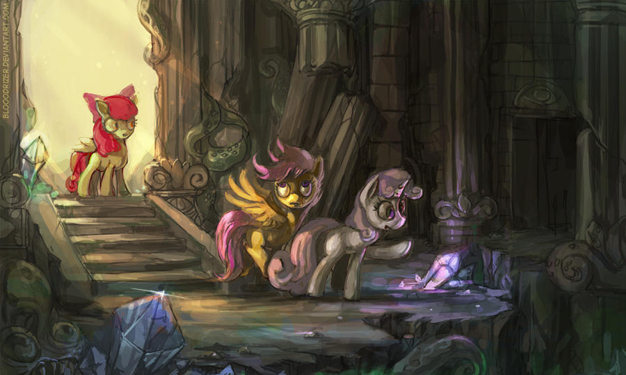 CMC and the Temple of Chaos