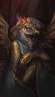 The Empress of Griffinkind