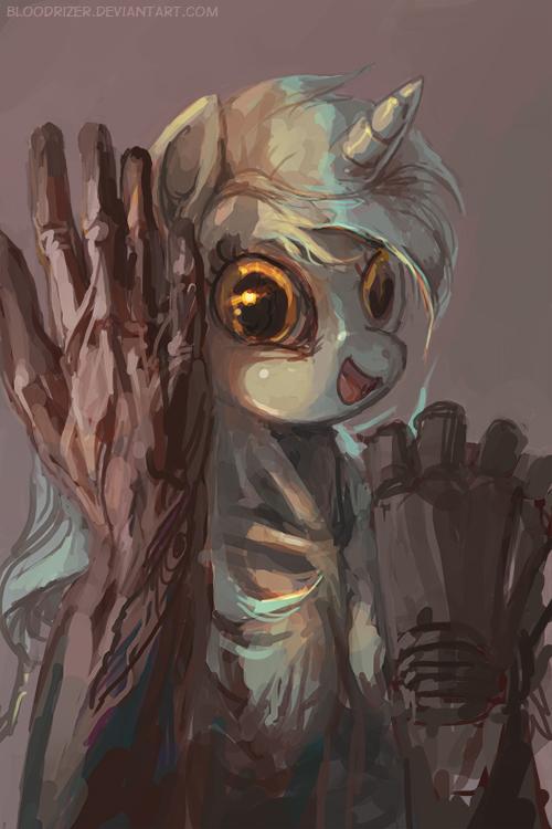 Lyra Revolution by bloodrizer