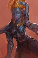 Mecha Kali