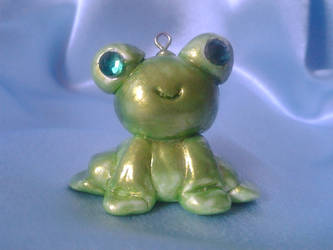 Clay Froggie by KijaDoll