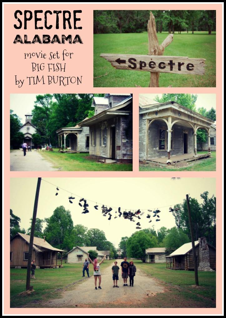 Spectre Alabama Movie Set Big Fish By Sarahredhead On Deviantart