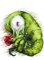 My dear envy by kamufish