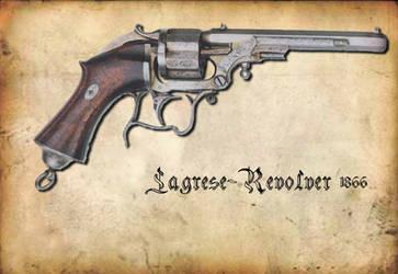 Lagrese Revolver by Laphroaigh