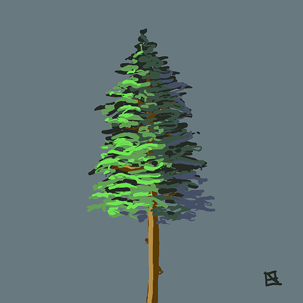 Fast Tree by SentWest
