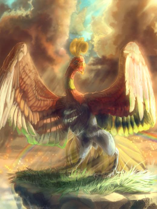 Sacred by Charaky