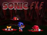 178. Sonic E.X.E. by BeeWinter55