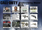 My Call of Duty Controversy Meme by BeeWinter55