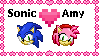 Sonamy stamp (2nd version) by BeeWinter55