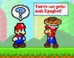 Mario meets SMG4 Mario