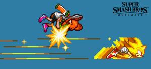 Super Sonic (Smash Bros 5)