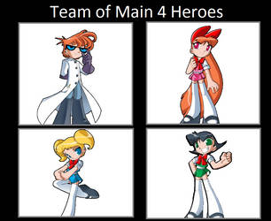 Team PPGD by BeeWinter55