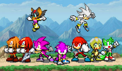 Sonic kids (Next Gen)