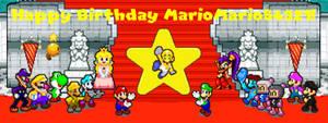 Happy Birthday MarioMario54321!