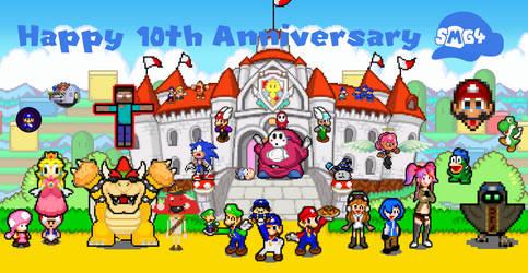 SMG4 10th Anniversary