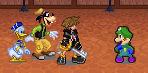 Cdrom1019 in Kingdom Hearts