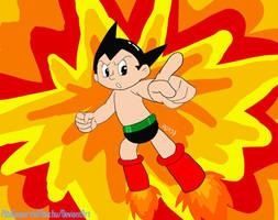 Astro Boy! by PikaGamer958