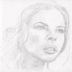 Portrait 2015 / 064 Adriana Lima