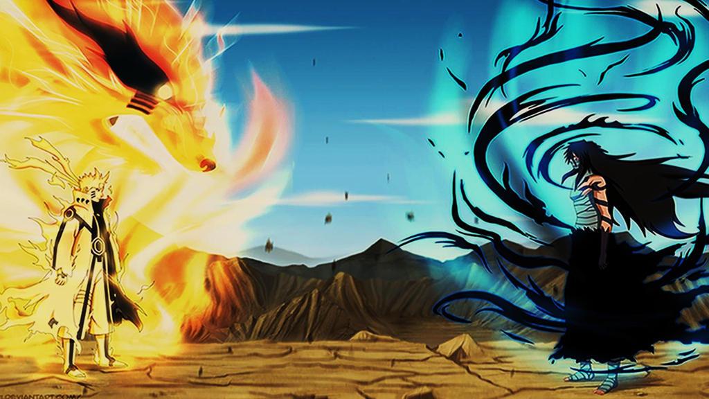 Ichigo Vs Naruto by gendeadpool on DeviantArt  Naruto